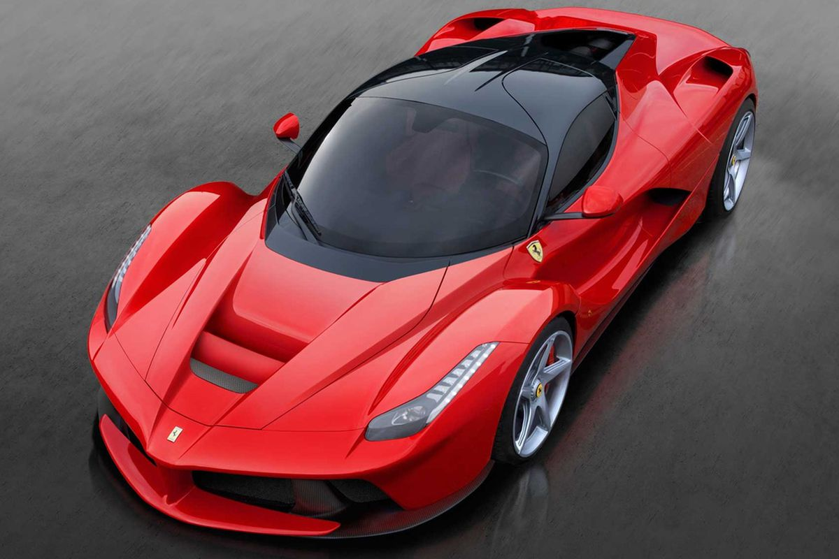 Hybrid LaFerrari from Ferrari