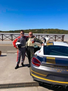 Coaching Porsche GT4 Ascari Race Resort