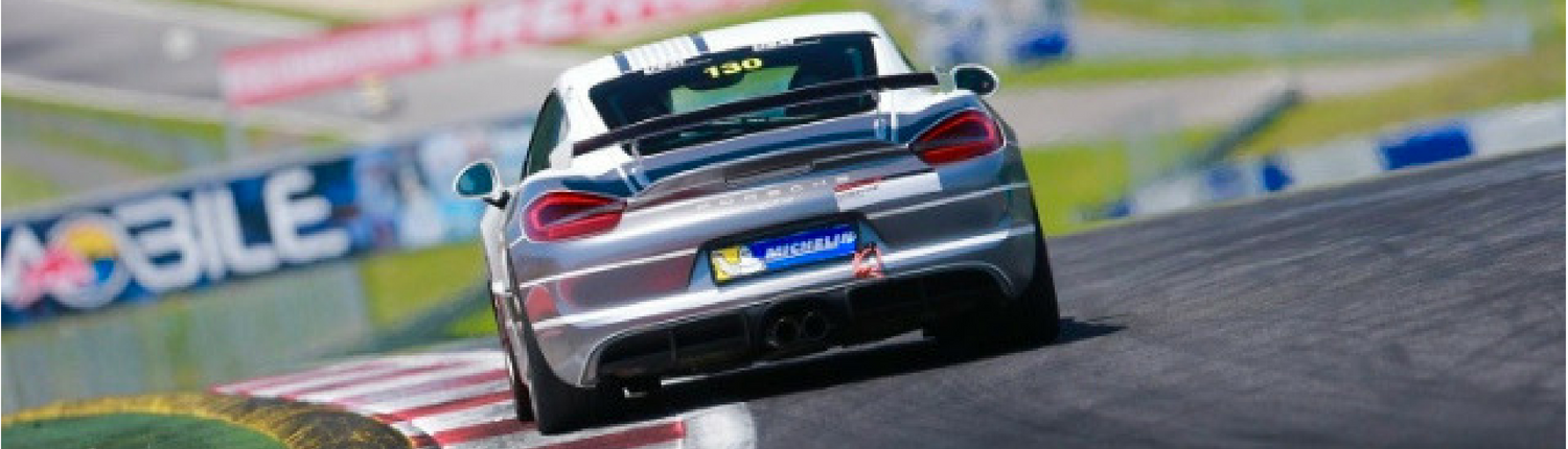 Race Skills with the Porsche GT4