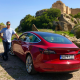 Tesla Model 3 Driving Electric Mike Marot